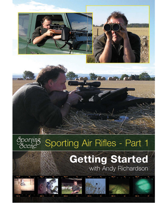 Sporting Air Rifles - Getting Started